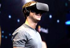 扎克伯格造訪Oculus實驗室