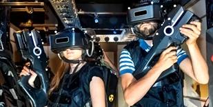 VR+娱乐成功案例
