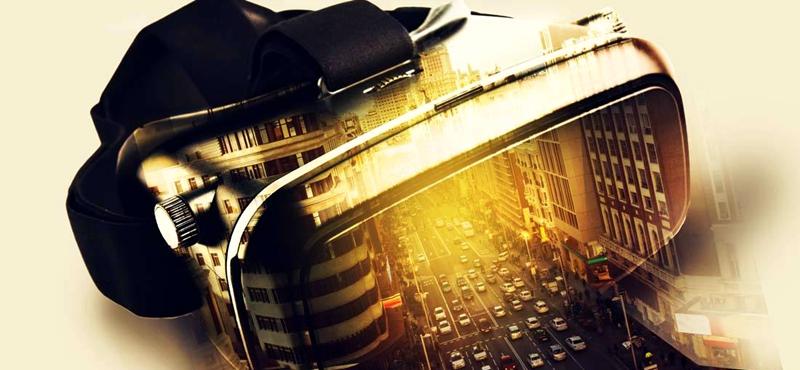 """""""聚焦中国""""中欧虚拟现实技术高峰论坛:跨越虚拟 预见未来"""