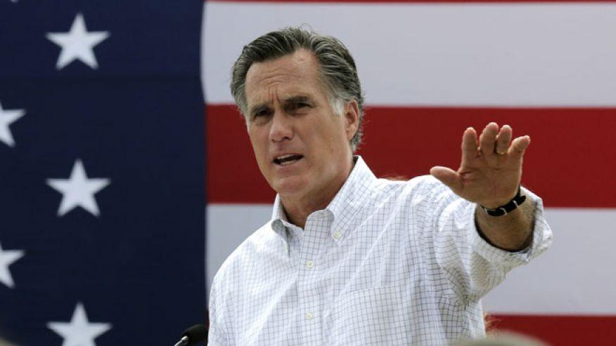 布什對決羅姆尼?美國總統選戰似已提前打響