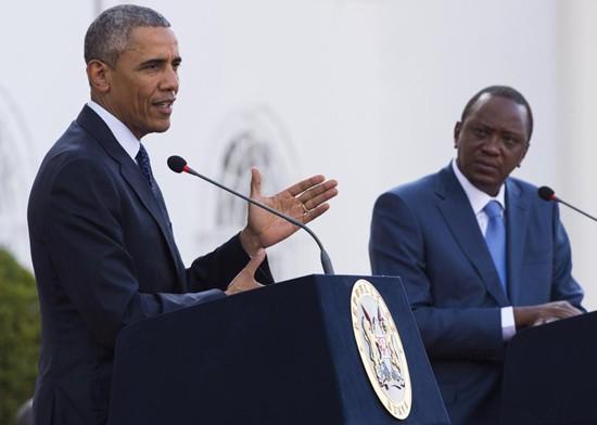 奥巴马非洲代理人战争错失非洲的机遇?