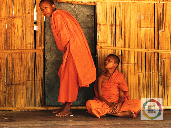 泰国人:笃信小乘佛教 也爱少林功夫
