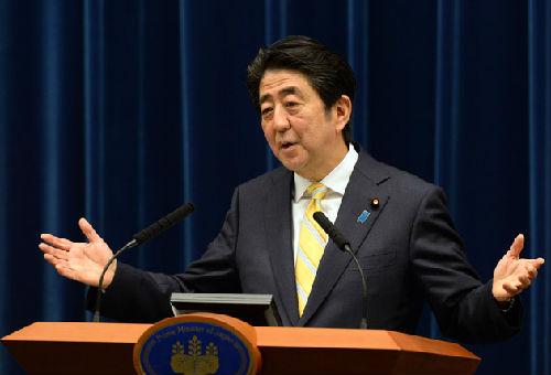 """NHK称安倍谈话含""""道歉"""" 外媒:安倍抢先堵住批评声"""