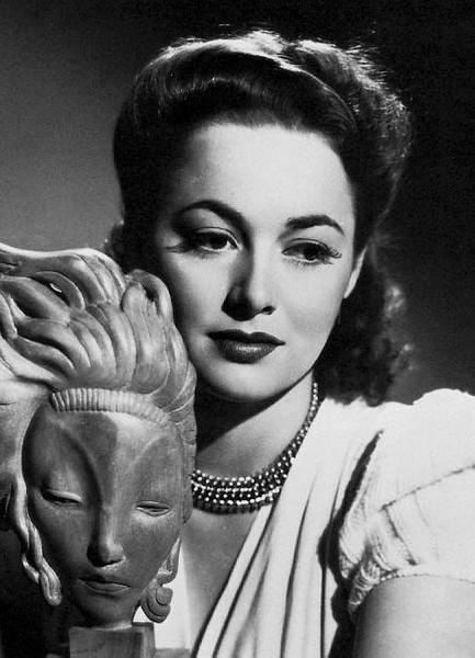 赫本斯嘉丽 盘点好莱坞黄金时代最美女星(组图