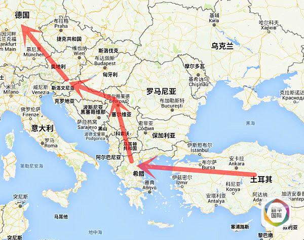 但是随着巴尔干邻国相继关闭边境,也效法这一措施.