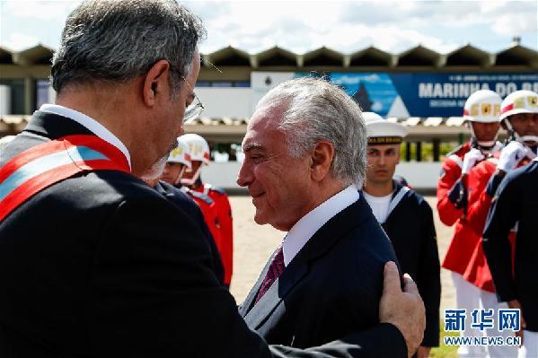(國際)(1)巴西最高選舉法院裁決羅塞夫和特梅爾無罪