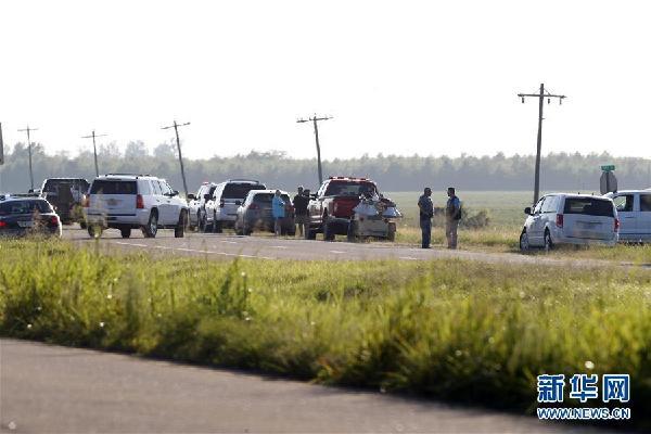 (國際)(2)美軍一架空中加油機在密西西比州墜毀