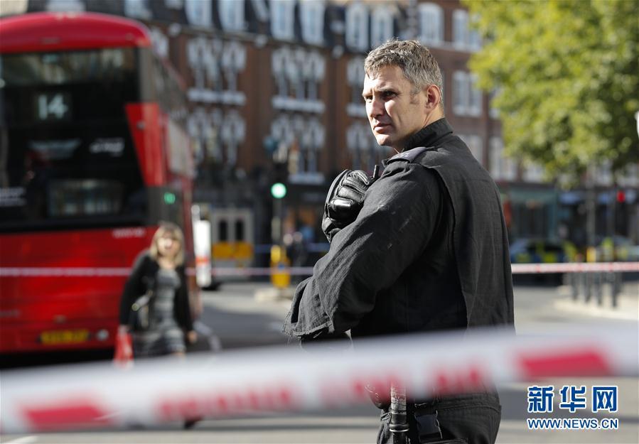 (國際)(1)英國警方將倫敦地鐵爆炸事件定性為恐怖襲擊