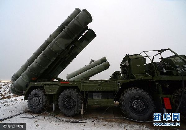 俄媒:土耳其将购买4套俄制S-400型防空导弹系统  金额25亿美元