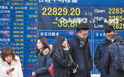 日本经济持续缓慢复苏