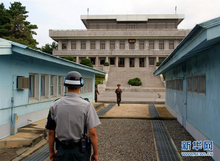 (国际)(1)金正恩下令重开板门店朝韩联络热线