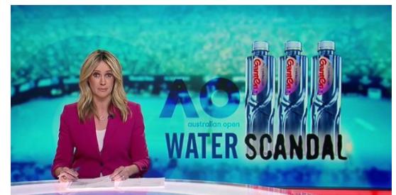 """和中国矿泉水过不去 澳大利亚患上了""""焦虑症""""?"""