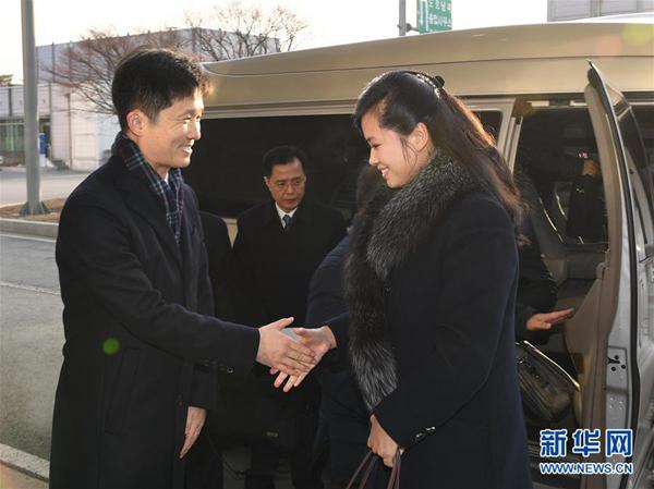 韩国三级流金花园电影日朝韩双方代表在板门