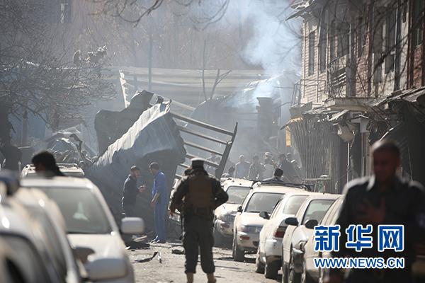 阿富汗首都遭塔利班袭击致258人死伤 国际社会予以谴责