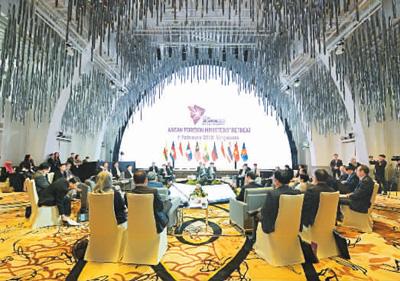 中国—东盟战略互信更进一步