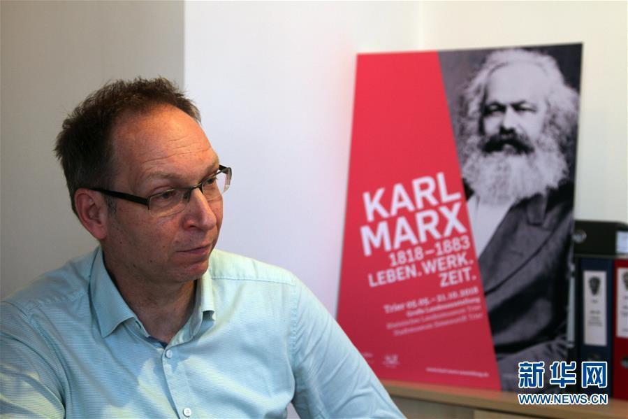 (國際·圖文互動)記錄歷史 還原真實——馬克思故鄉籌辦馬克思誕辰200周年主題展