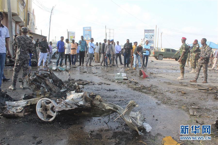 (國際)(4)索馬裏首都發生汽車炸彈襲擊至少5人死亡