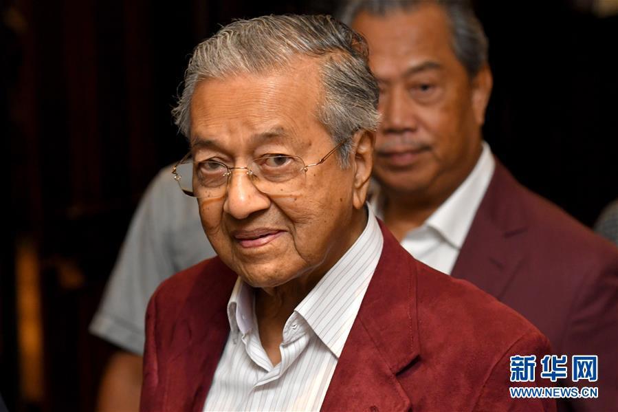 (国际)(1)马来西亚反对党60年来首次赢得大选