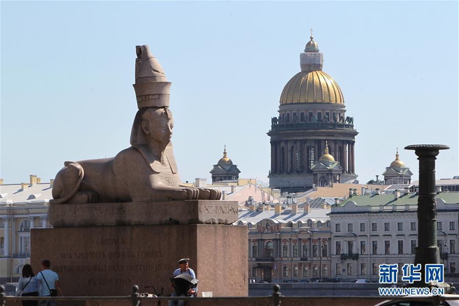 (国际)(7)圣彼得堡掠影