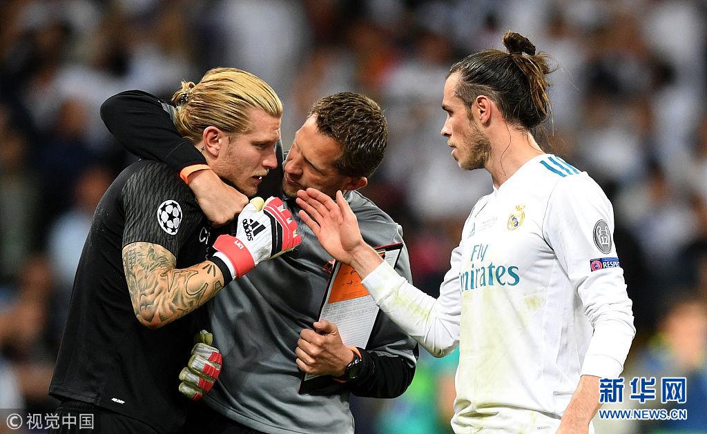 17/18赛季欧冠决赛:皇家马德里vs利物浦图片