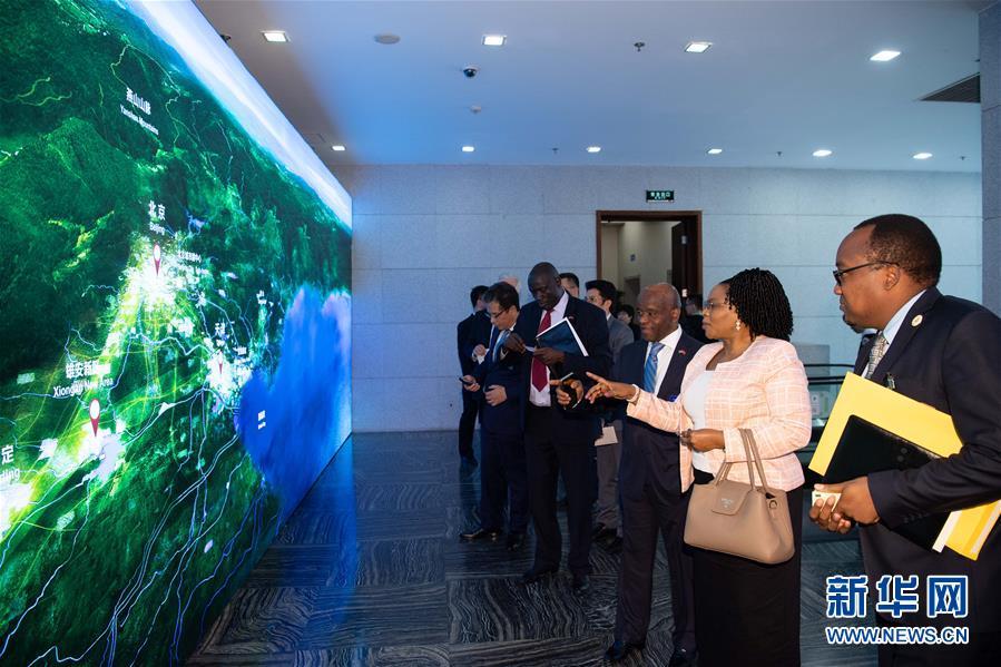 (时政)(2)外交部举办雄安新区全球推介活动