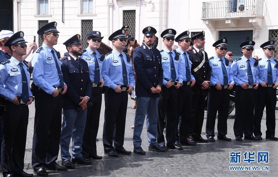 (国际)(4)中意警方启动第三次在意联合巡逻