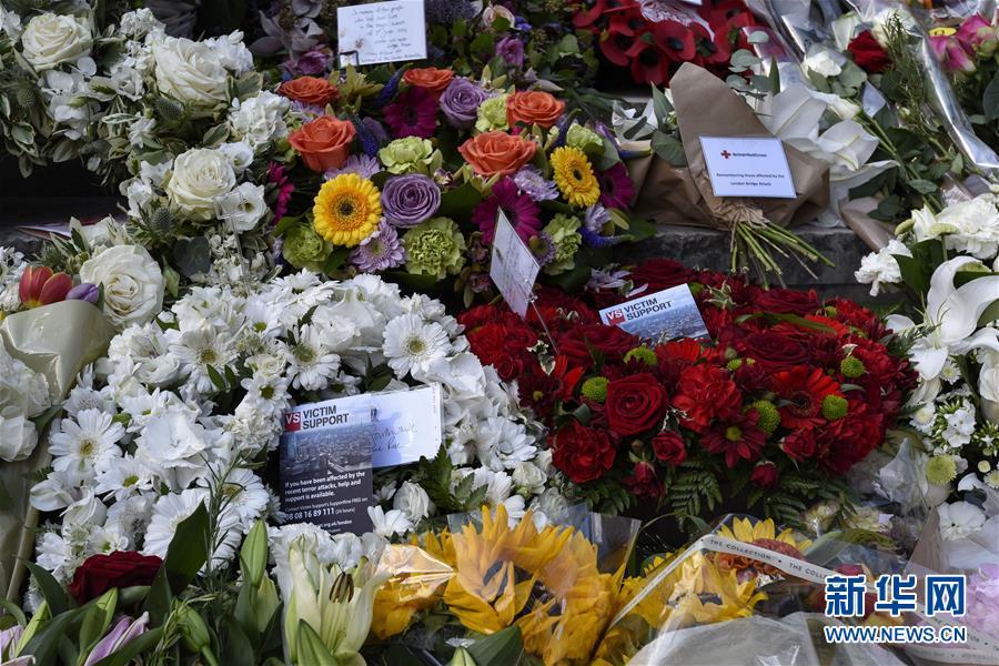 (國際)(5)英國紀念倫敦橋恐襲事件一周年