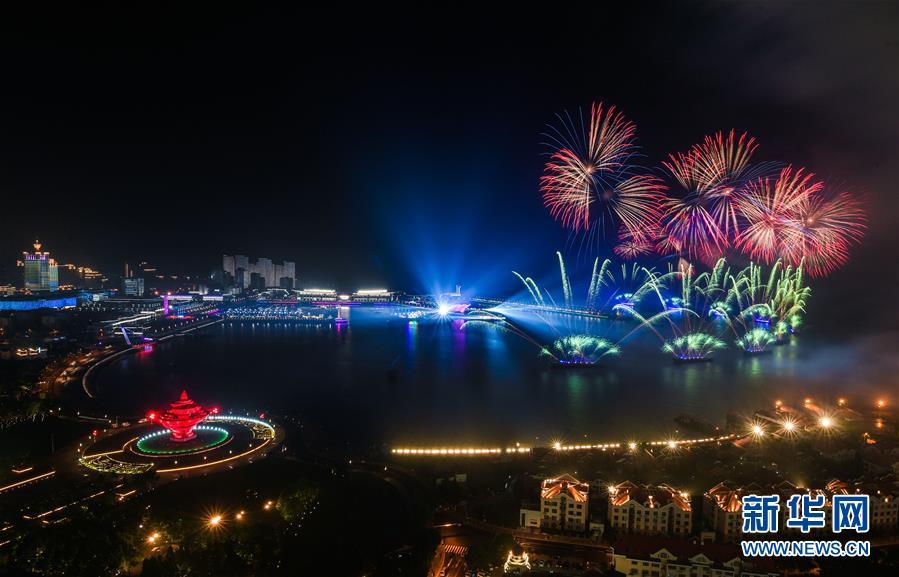 (新華全媒頭條·上合青島峰會·圖文互動)(4)構建命運共同體 書寫上合新篇章——寫在上海合作組織青島峰會閉幕之際