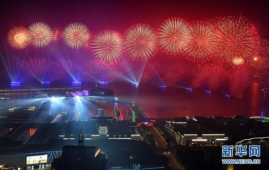 (新華全媒頭條·上合青島峰會·圖文互動)(5)構建命運共同體 書寫上合新篇章——寫在上海合作組織青島峰會閉幕之際