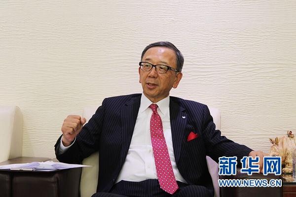 佳能(中国)董事长:我希望佳能最大的业务能够在中国展开
