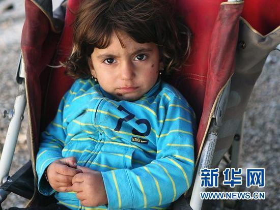 世界难民日:愿世界无难民