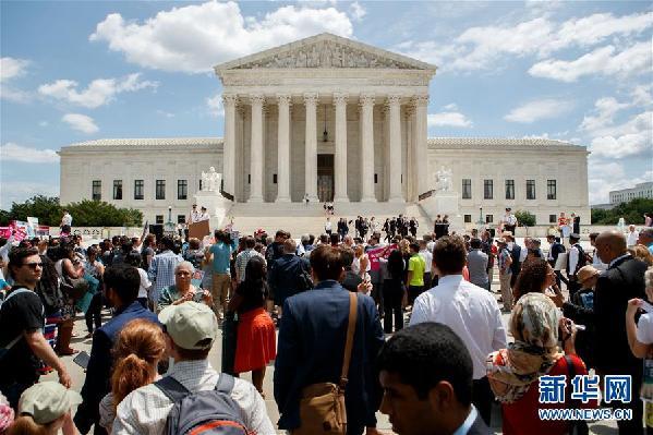 (国际)(2)美联邦最高法院裁定特朗普颁布移民限制令合法