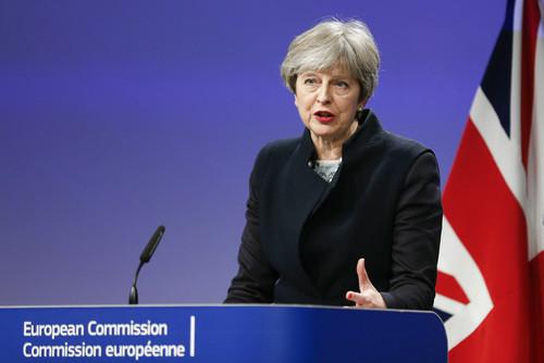 英国脱欧谈判两年没进展 外媒:欧盟担心无法与英达成协议