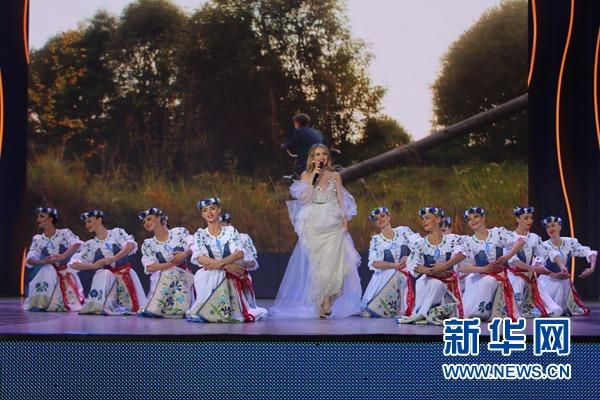 """""""斯拉夫巴扎""""国际艺术节在白俄罗斯开幕"""