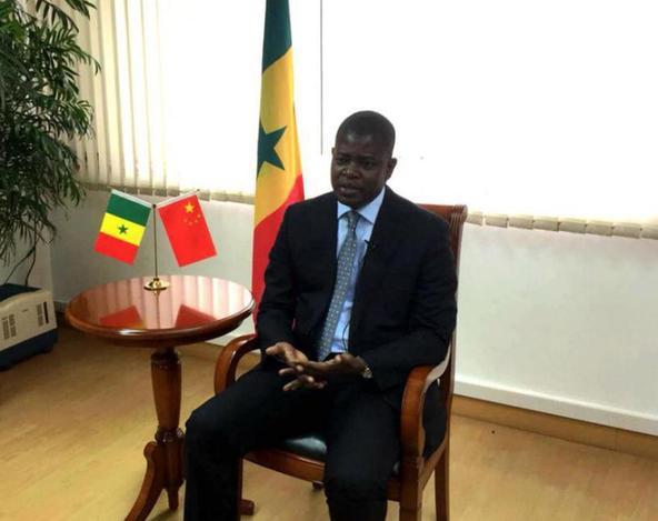 塞内加尔驻华大使:中国与非洲国家的合作是共赢的
