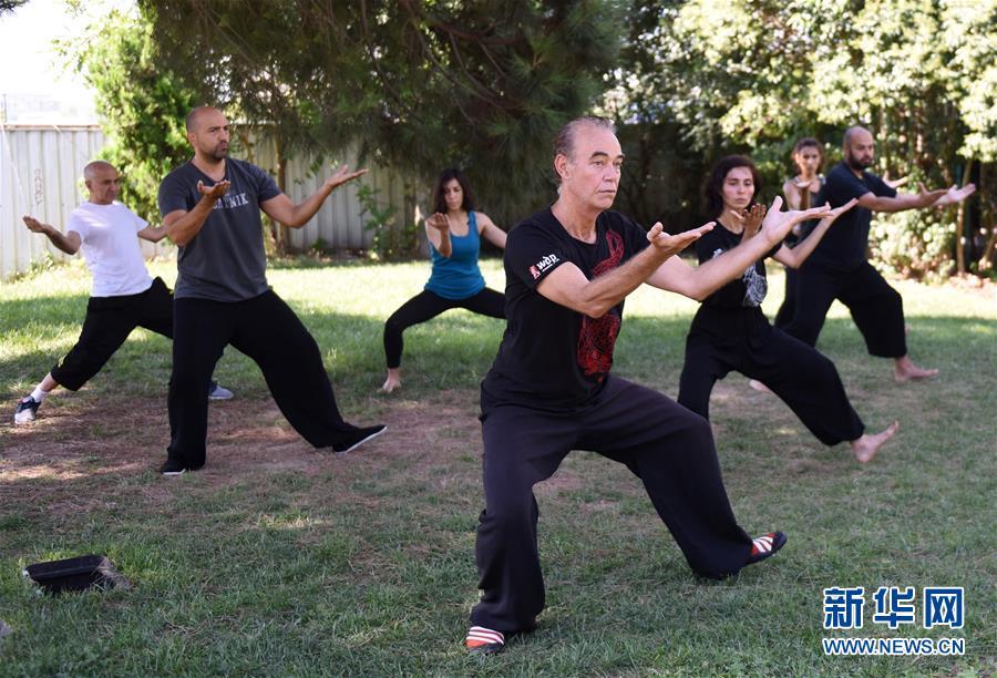 (国际·图文互动)(2)太极拳在土耳其大城市渐受欢迎