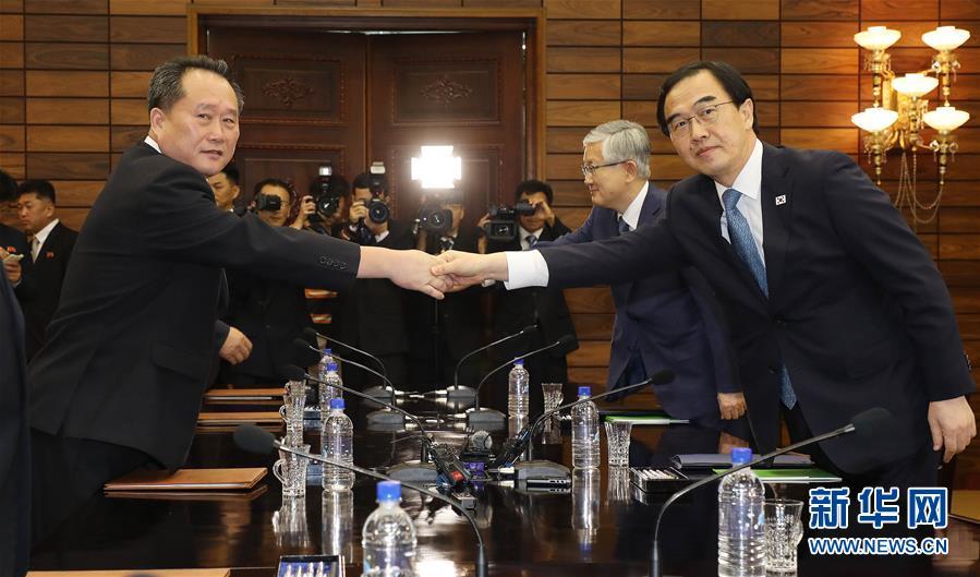 (國際)(1)韓朝商定9月在平壤再次舉行首腦會晤