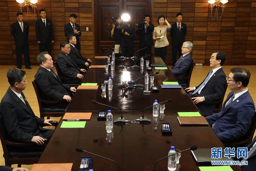 (國際)(2)韓朝商定9月在平壤再次舉行首腦會晤