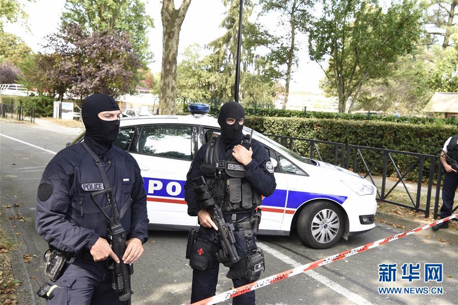 (國際)(1)法國一男子持刀行兇 造成2死1傷