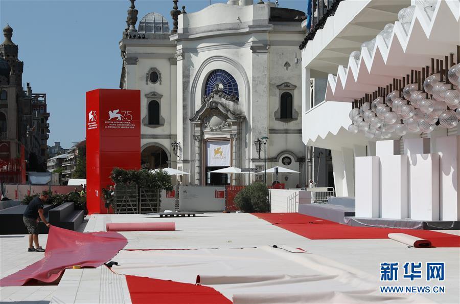 (國際)(1)第75屆威尼斯電影節即將開幕