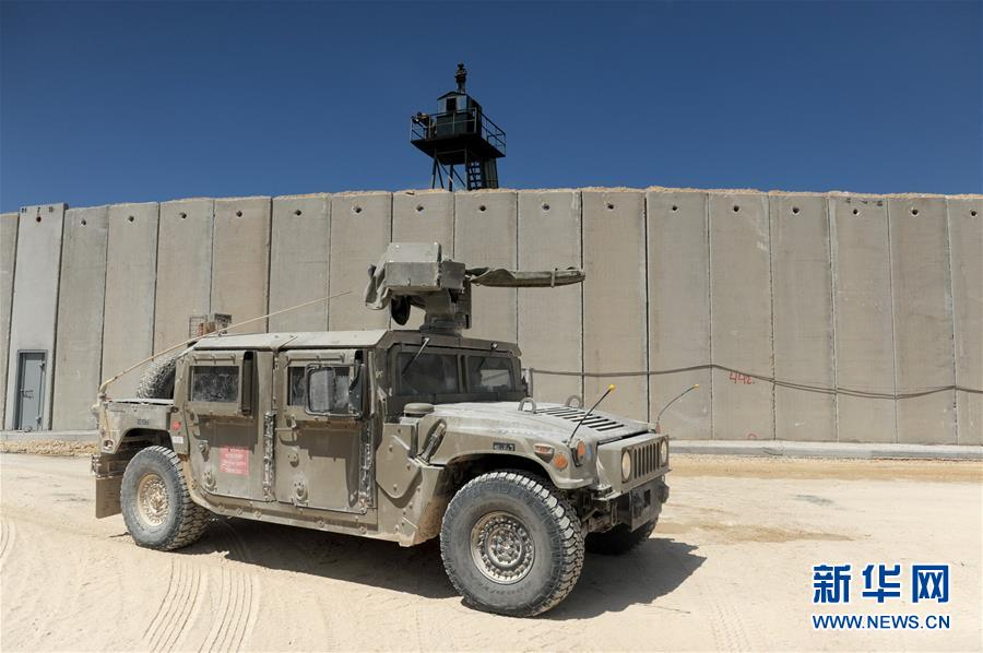(國際)(1)以色列建高墻防黎巴嫩真主黨