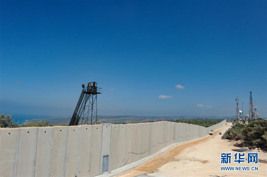 (國際)(3)以色列建高墻防黎巴嫩真主黨