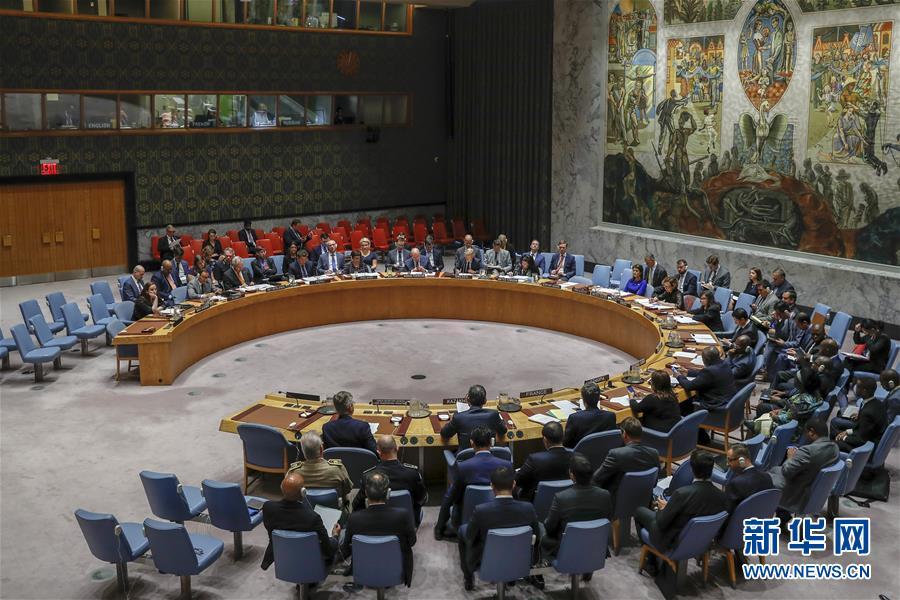 (國際)(1)聯合國副秘書長敦促會員國支持聯合國維和行動