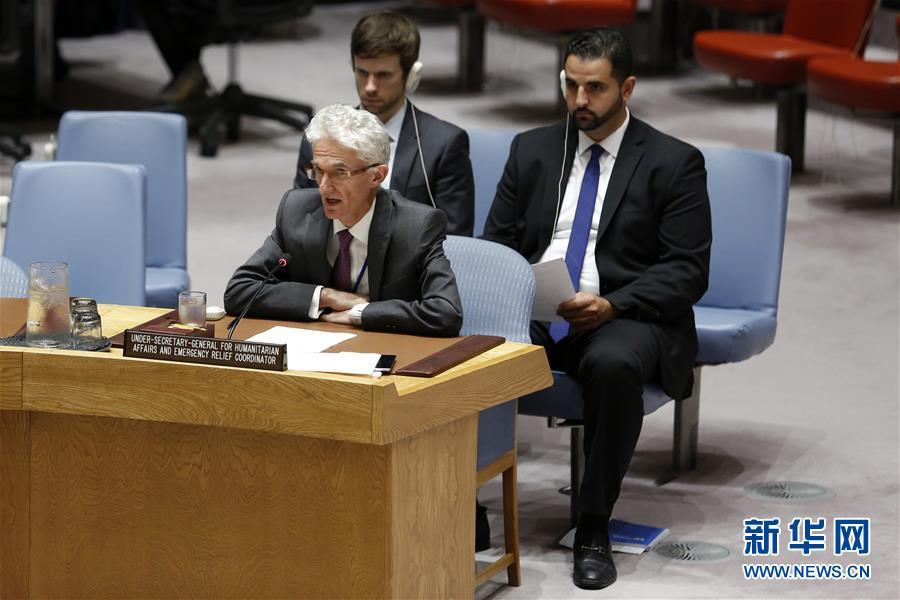 (國際)(2)聯合國警告也門面臨大范圍饑荒