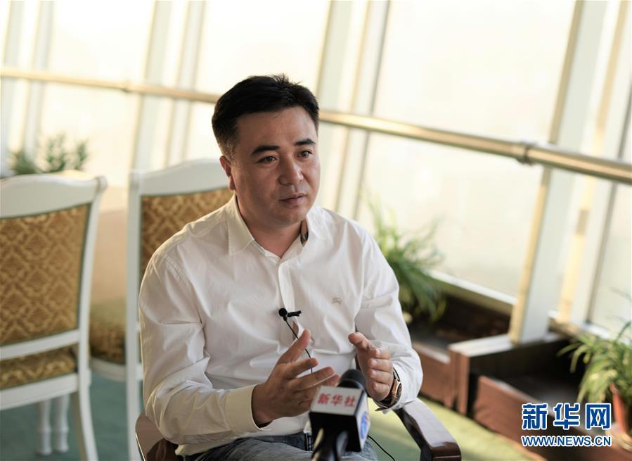 专访:中朝影视合作大有可为——访中国国家一级导演张忠