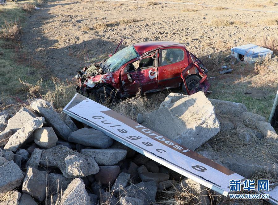 (国际)中国游客在土耳其遭遇车祸1死3伤