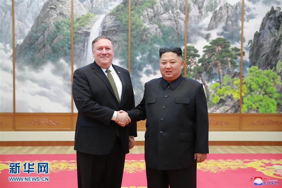 (国际)(2)朝美商定尽快启动第二次双边首脑会晤准备工作磋商