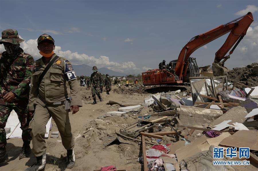 (國際)(3)印尼將結束強震及海嘯災區搜救工作