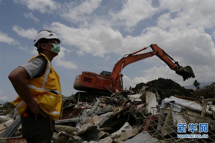 (國際)(4)印尼將結束強震及海嘯災區搜救工作