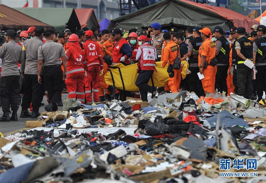 (國際)失事獅航客機的首個黑匣子已被成功打撈出水